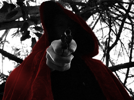 Red Riding Hood 18 by Luciferspet