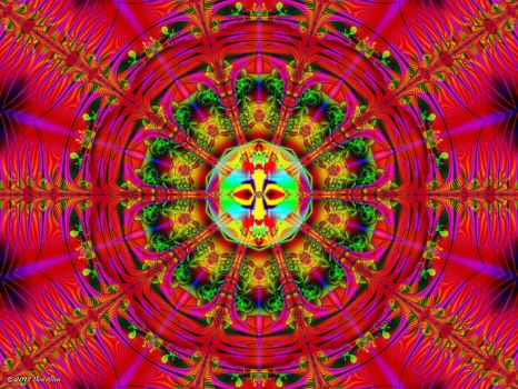 Magnificent Mandala 2 by Don64738