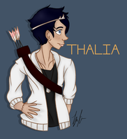 Thalia Grace by Quirk19