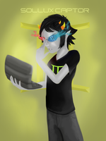 Sollux Captor by Rixnane