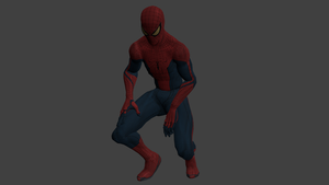 The Amazing spider-man edit finishing by Superman999