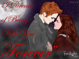 Forever - A Twilight Pic by lilpurpleperson