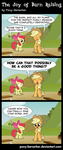 The Joy of Barn Raising by Pony-Berserker