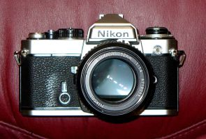 The Nikon FE by F16CrewChief