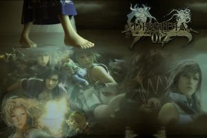 FF Dissidia Duodecim Wallpaper by ShinraWallpapers