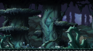 The Dark Forest - Maplestory Custom Map by iForLiving