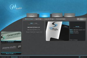 GMstudio Layout v3 by Gmarconato