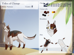 WCTOC|| EXAMPLE|| Patchstar - TideClan by HauntedWeeaboo