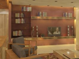 Living Room _ for Suju by psd0503
