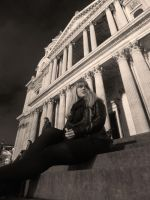 St Paul and me by Lunalaurel