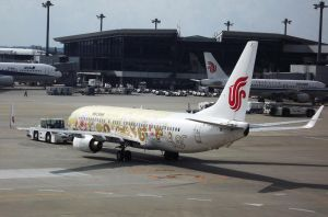 Boeing 737-800 Air China by sudro