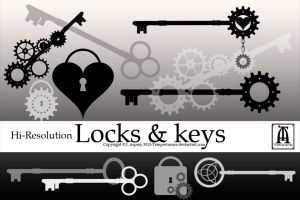 Locks & Keys by Tempestazure