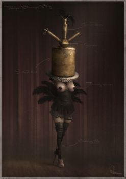 The Bouncing Betty by Facu-Moreno