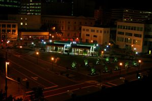 MacArthur Train Station by DonLeo85