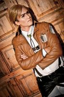 SnK - Erwin Smith by Hikari-Kanda