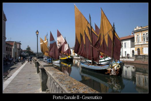Porto Canale II by HostageOfMe