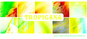 Tropicana by blue-emotion