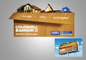Bilboard Coldwell Banker by mgaber