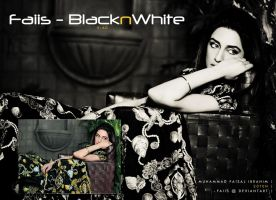 Faiis - Black n White V:6.0 by faiis