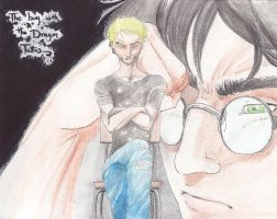 The boy with the dragon tattoo (VS Drarry) by furere