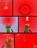 TLOZ: Cursed Shield pg.44 by OscarAnoA