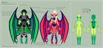 Umbrae Sheet by theRainbowOverlord