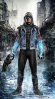 Captain Cold by uncannyknack