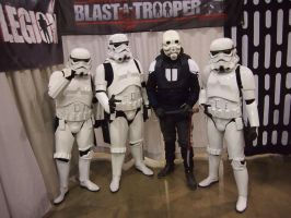 Civil Protection @ Wizard World (4) by KayKove