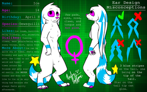 Ice Reference Sheet 2013 by Ice-Artz