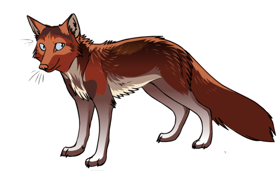Fox by EpicNukeLord