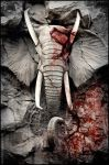 About Hurting An Elephant by Raventhird