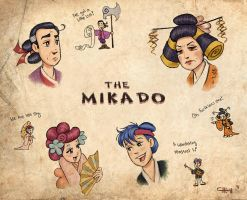 Mikado Poster Printable by chill13