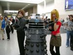 Dr Who and Death Note by mysticheero