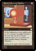 MLP-MTG: sowing machine by Shirlendra
