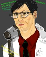 Edward Nygma - GOTHAM - FINISHED - LilianettyPR by LilianettyPR