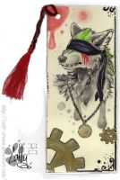 Bookmark trade : Angelsfly16 by Cally-Dream