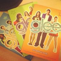 Glee Books by Before-I-Sleep