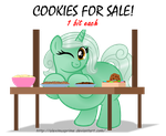 Commission:  Smart Cookie by AleximusPrime