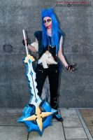 24th May MCM LON Kingdom Hearts 2 by TPJerematic