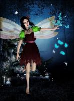 Butterfly by Lady-Lili