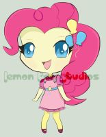 Pinkie Pie :: MLP Gijinkas by lemon-tan
