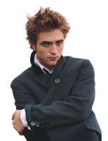Robert Pattinson PNG by debs89twilightymas