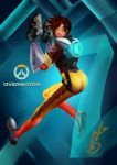 Tracer - Overwatch by Vesaka