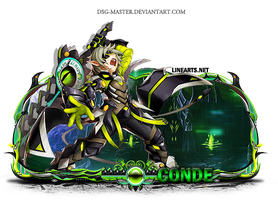 For CONDE by Dsg-Master