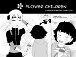 Flower Children by fryzylstyk