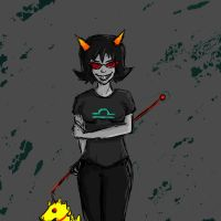 Terezi Pyrope by pebblebrain22