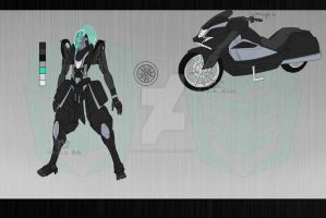 Transformers Fanfiction OC - Shadoway by ZodiacNikole