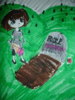 Life and Death of PROMEDY by Blue-Fire-likes-pie