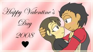 Happy Valentine's Day by mokomel