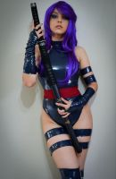 Psylocke by Shermie-Cosplay